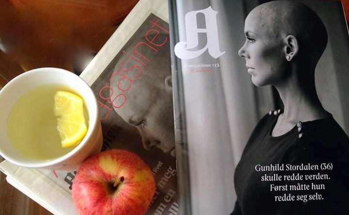 Gunhild Stordalen, kristindaly.no, smilerynker, helse, janteloven