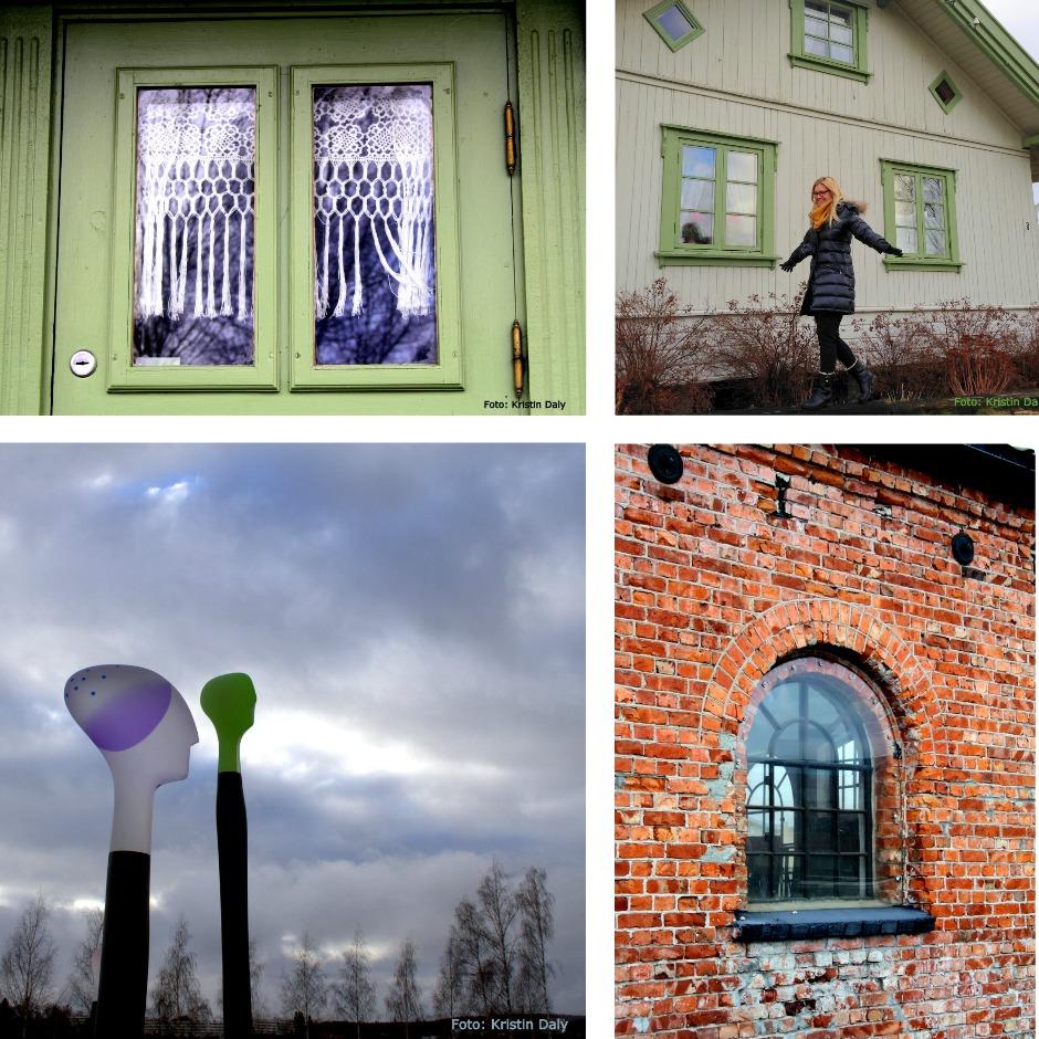 kristindaly, smilerynker, Lurkahuset, Lillestrøm, kulturpark