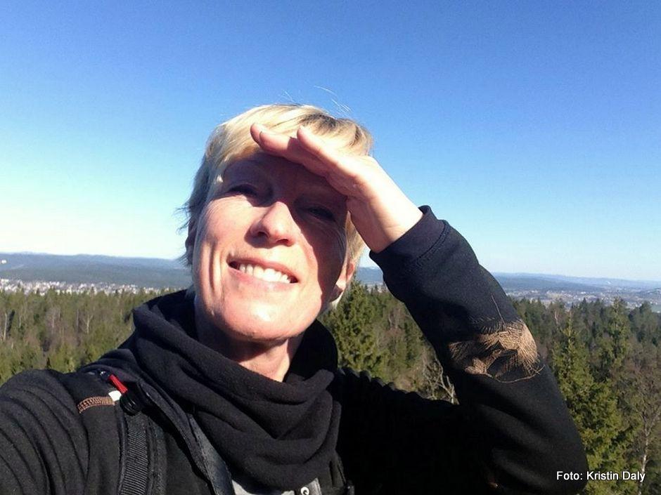 Kristin Daly, smilerynker, skogkraft, hverdagskraft fra skogen