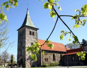 Strømmen kirke, 17. mai, Kristin Daly