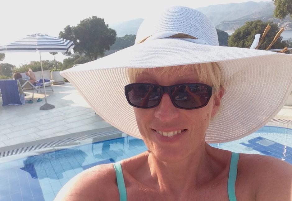 Kristin Daly, smilerynker, kropp