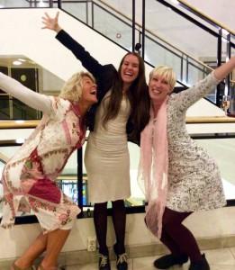 #rosapønk, Elisabeth Nissen Eide, Runa-Helene, Smilerynker