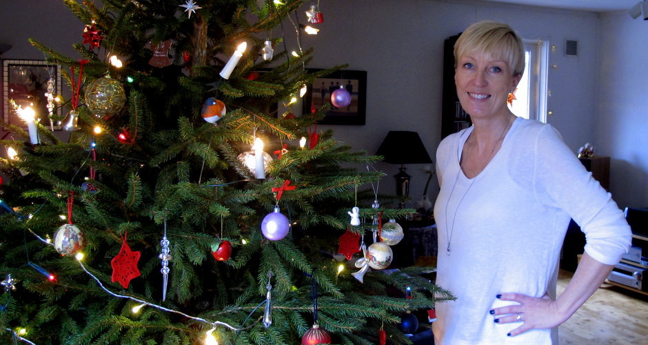 Bursdag på julaften, Kristin Daly
