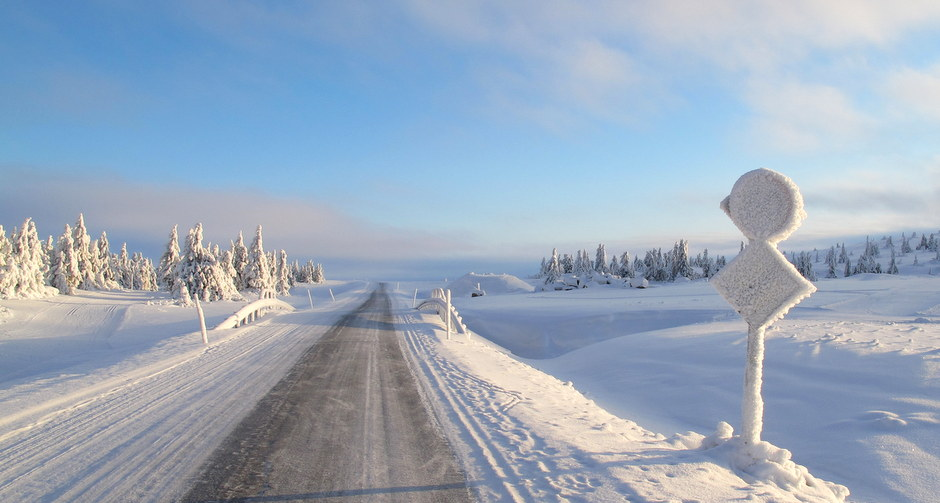 snø, vei, hafjell, kristin daly, smilerynker