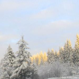 snø og sol, kristin daly, smilerynker