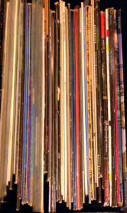 Musikk LP plater