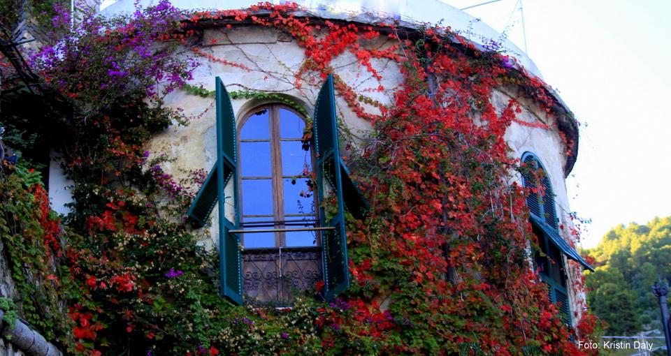 Portovenere, Cinque Terre, Italia, hotell i muren