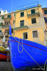 Riomaggiore, Cinque Terre, Italia, ferie