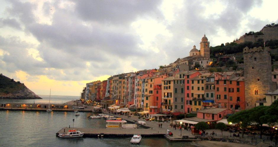 Portovenere, Cinque Terre, Italia, ferie, Kristin Daly