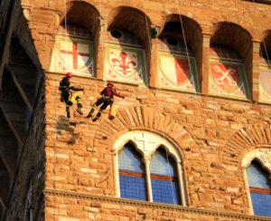 brannmenn, Firenze