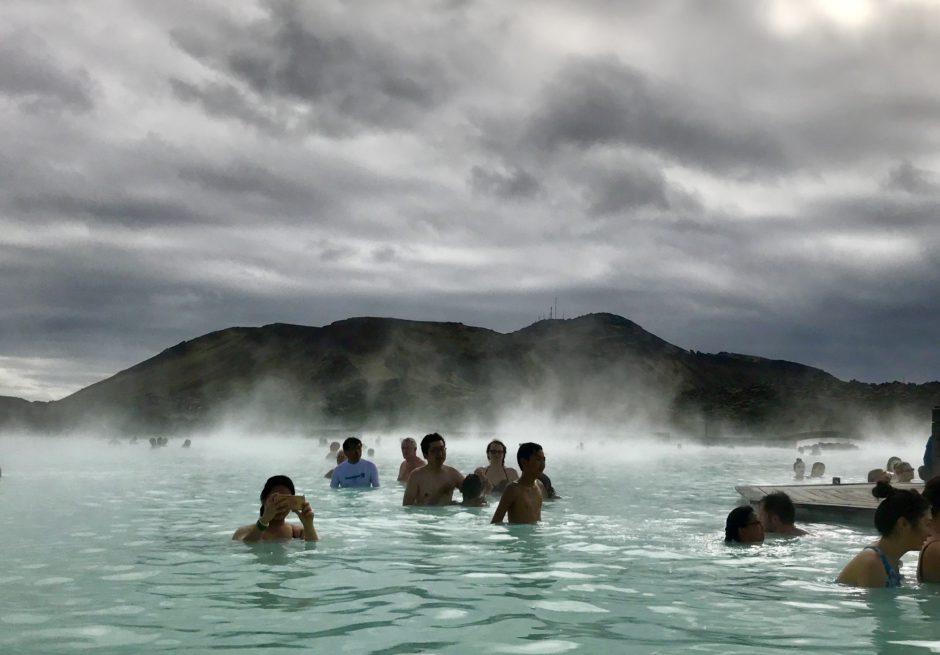 Island, blå lagune, Kristin Daly