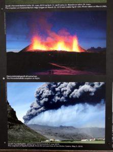Island Eyjafjallajökull_vulkan 2010_plakat