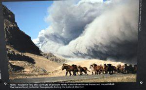 Island Eyjafjallajökull_vulkan 2010_plakat hester