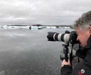 Island Jökulsárlón Paul