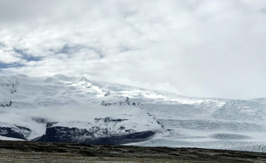 Island VatnaJjökul, Kristin Daly