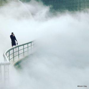 Bilbao, Guggenheim, damp, Kristin Daly