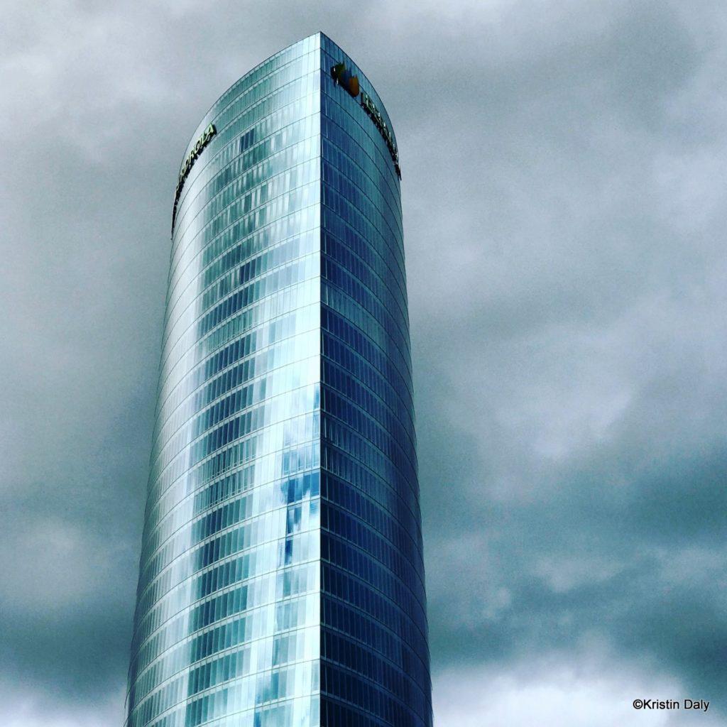Bilbao, Iberdrola building, Kristin Daly