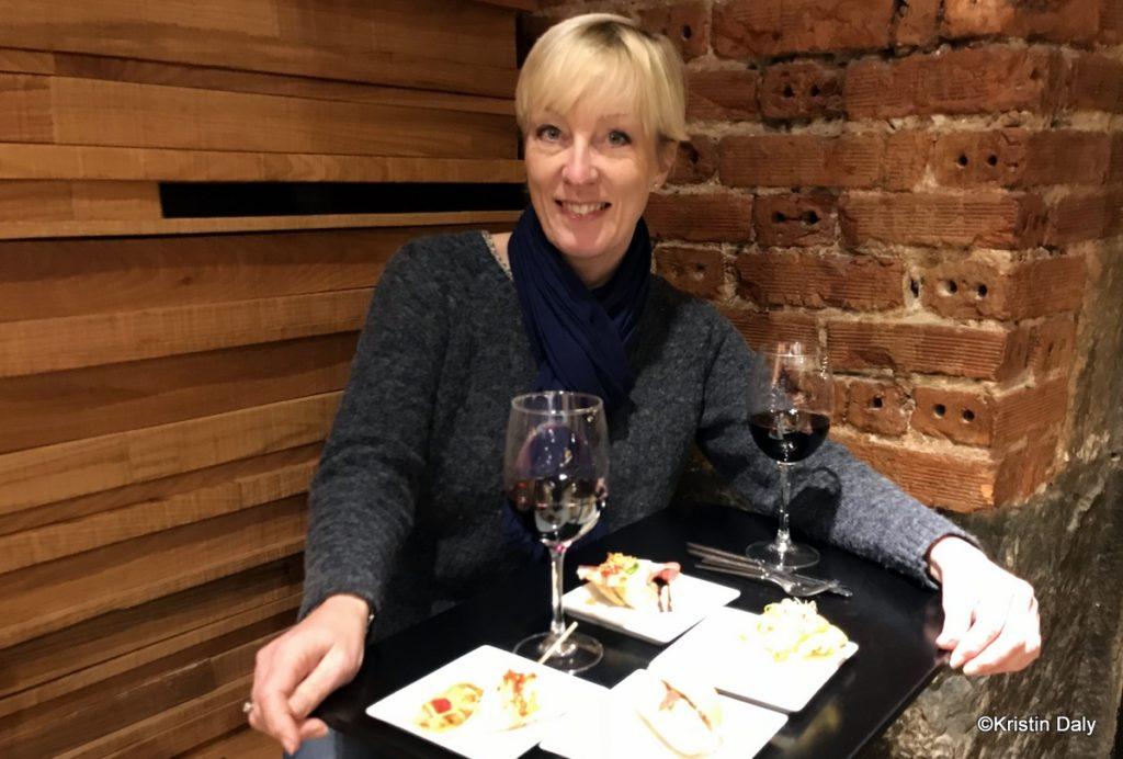 Bilbao, bar, Kristin Daly