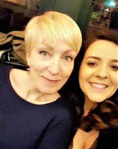 Pub life Dublin, Kristin and Lindsay, smilerynker.no, Kristin Daly
