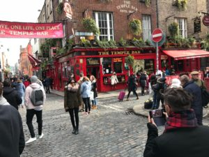 Temple Bar, Dublin, smilerynker.no, Kristin Daly