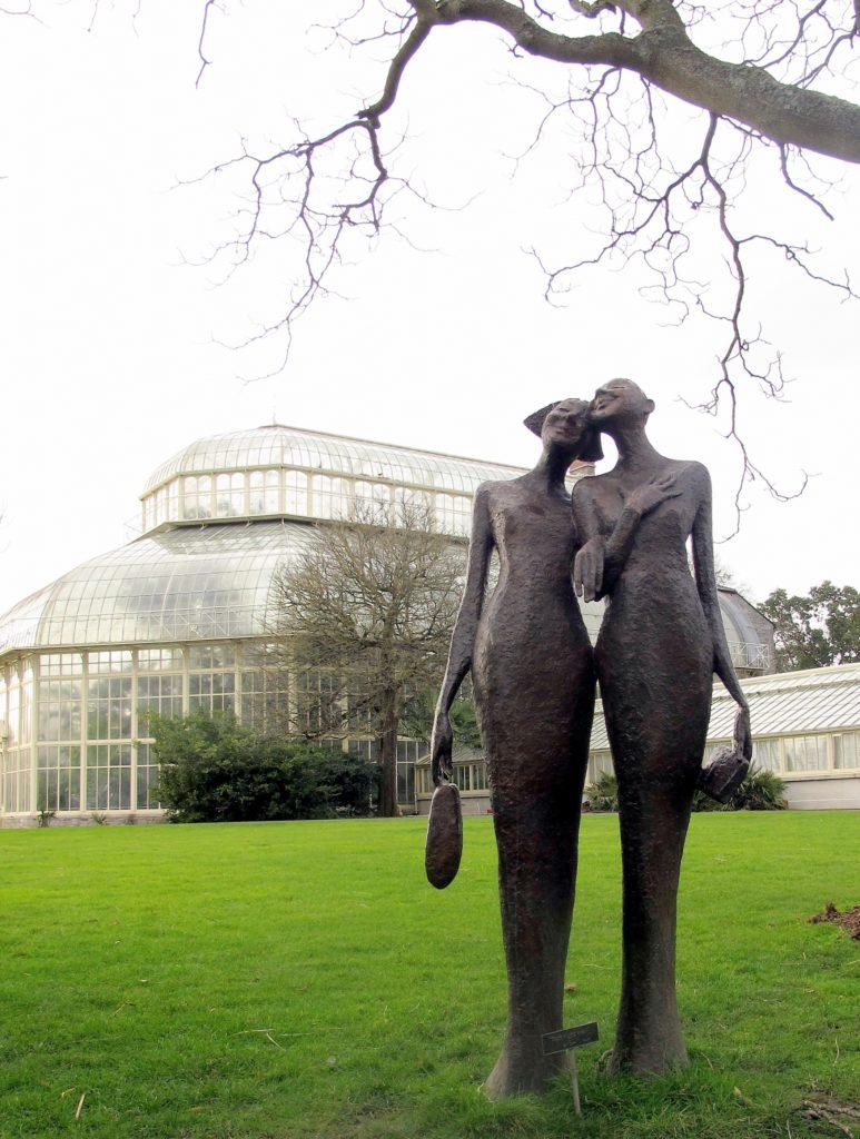 Botanisk hage, Dublin, smilerynker.no, Kristin Daly