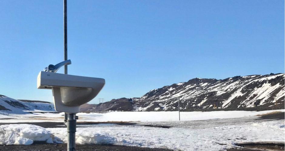 Island skilt_vask_Kristin Daly_Smilerynker